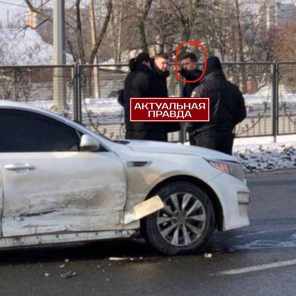 Антоний Ревзин устроил смертельное ДТП