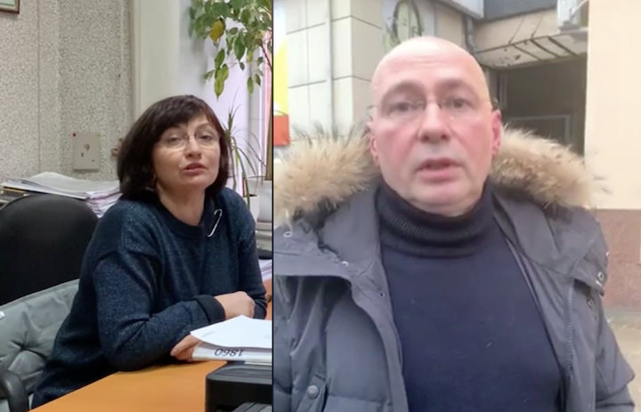 Светлана и Василий Балабай
