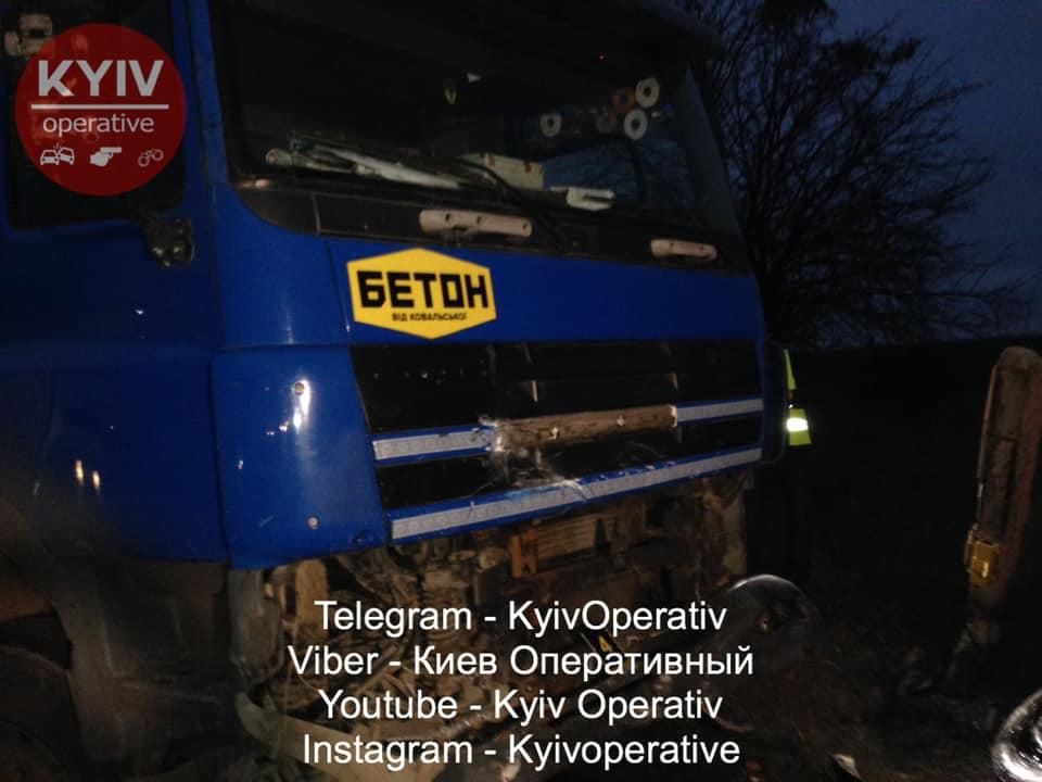 Бетон от Ковальской ДТП
