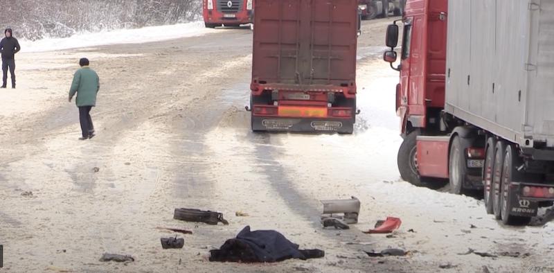 Укравтодор убил: В Харьковской области из-за неочищенной дороги произошло смертельное ДТП