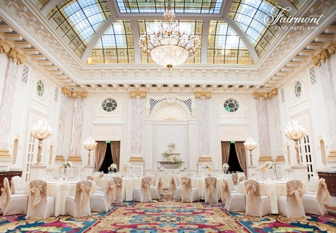 Fairmont Grand Hotel Христенко