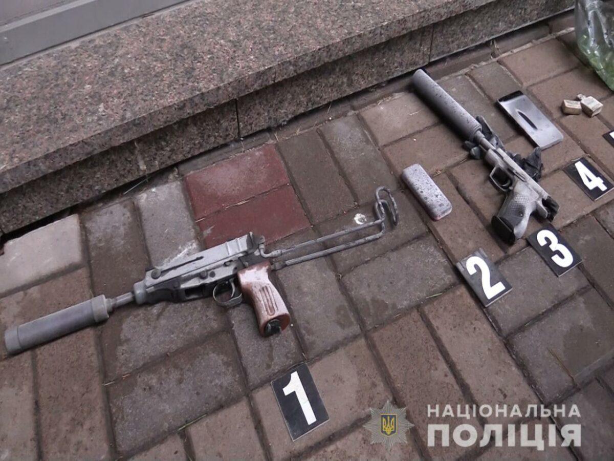 В Одессе задержали иностранных киллеров, которые расстреляли главаря наркокартеля в Киеве