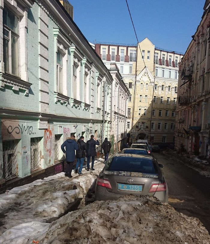 Псы Авакова по приказу подельника Януковича Андрея Портнова начали кошмарилть адвоката Романа Маселко