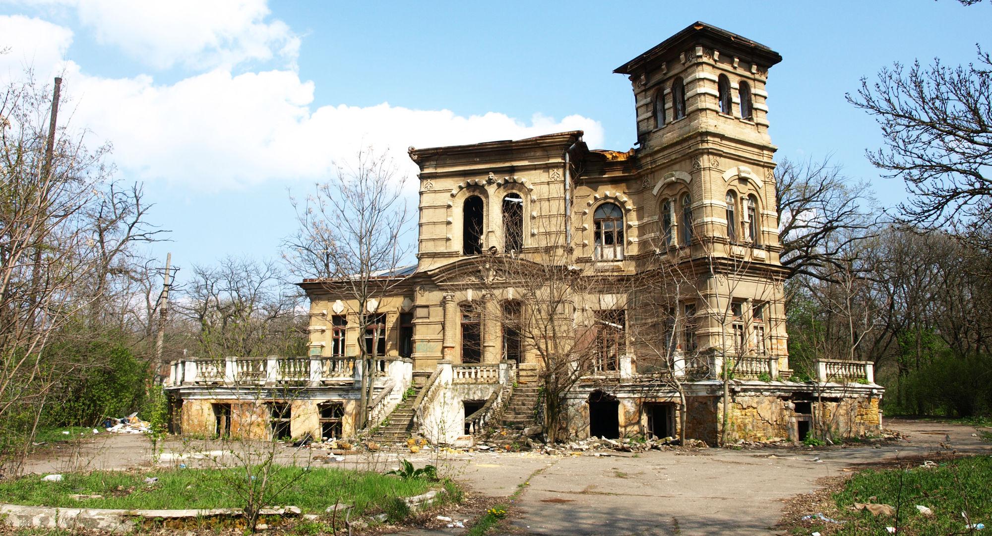 КЛИЧКО ВОР: Компанія Гефест будує ЖК на землі колишнього санаторію