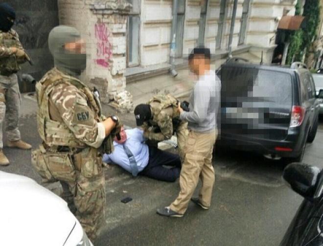 Громкое задержание генерала-взяточника Сергея Будника закончилось небольшим штрафом в 850 гривен