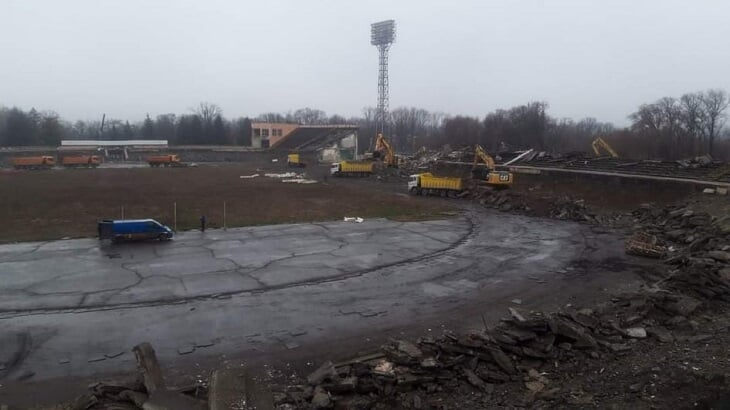 Стадіон Металург